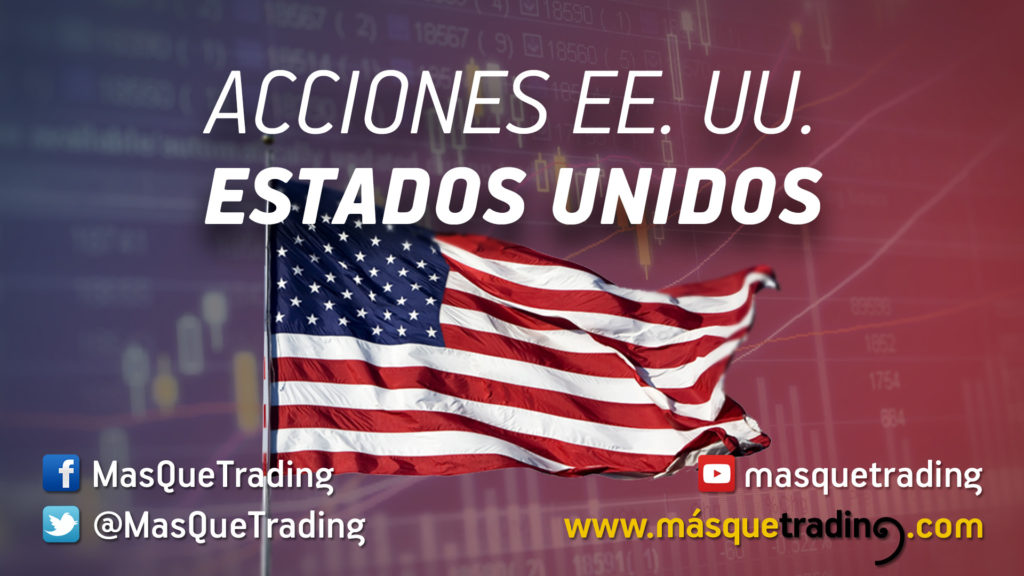 Vídeo análisis acciones de EE.UU.